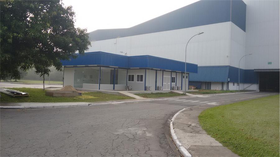 Escritórios, Lojas e Show Rooms